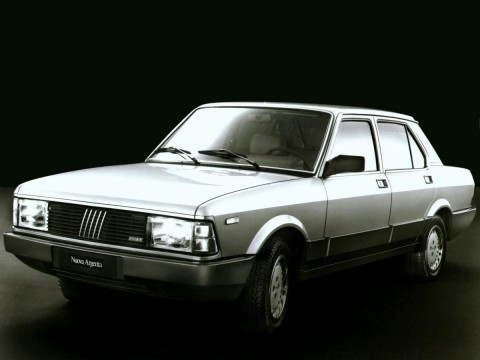 Technical specifications and characteristics for【Fiat Argenta (132A)】