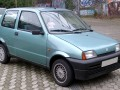 Technical specifications of the car and fuel economy of Fiat Cinquecento
