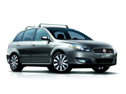 Technical specifications and characteristics for【Fiat Croma II】