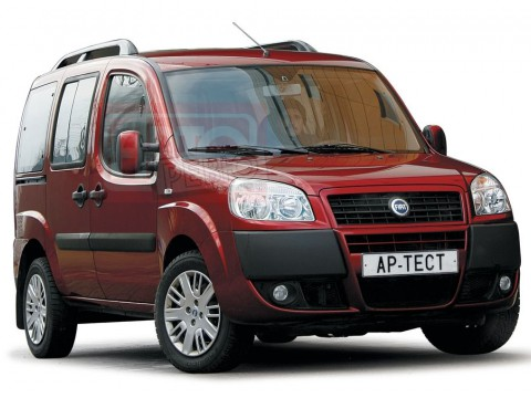 Technical specifications and characteristics for【Fiat Doblo Panorama】