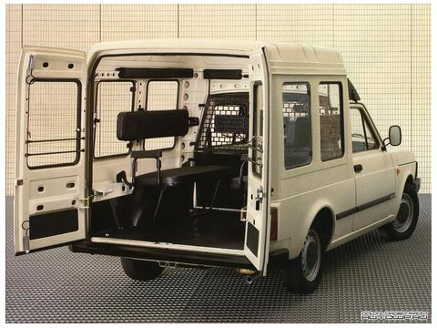 Technical specifications and characteristics for【Fiat Fiorino (127)】