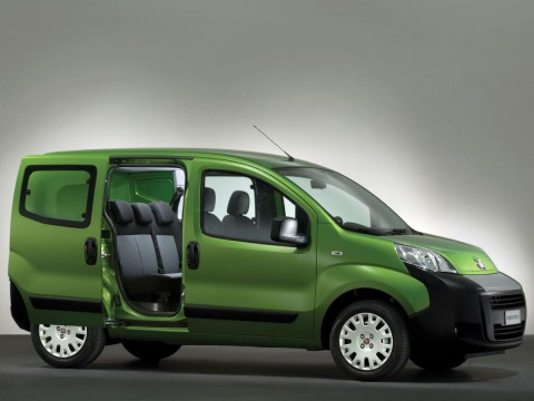 Technical specifications and characteristics for【Fiat Fiorino Combi】