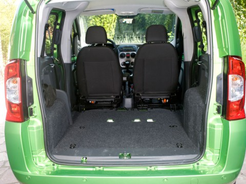 Technical specifications and characteristics for【Fiat Fiorino Qubo】