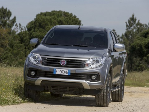 Technical specifications and characteristics for【Fiat Fullback】