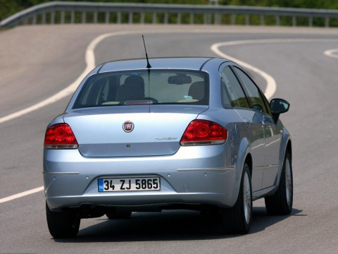 Technical specifications and characteristics for【Fiat Linea】