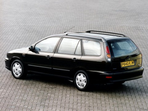 Technical specifications and characteristics for【Fiat Marea Weekend (185)】