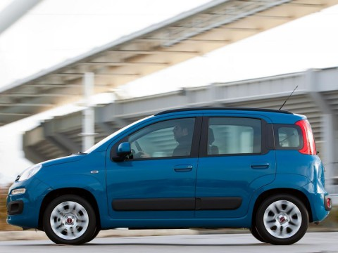 Technical specifications and characteristics for【Fiat Panda III (319)】