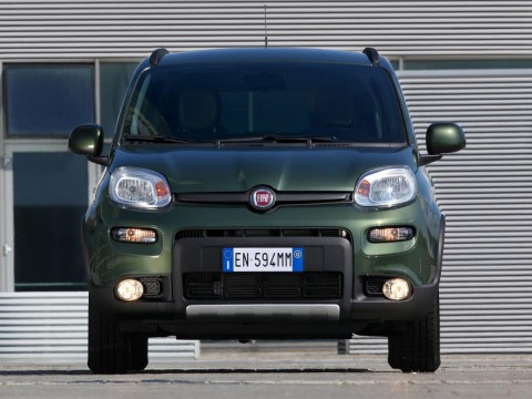 Technical specifications and characteristics for【Fiat Panda III 4x4】