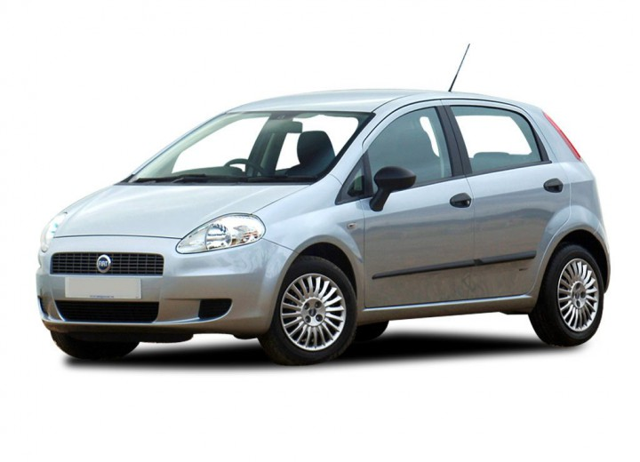 Fiat Punto Grande Punto  U2022 1 4 8v  77 Hp  5d Technical