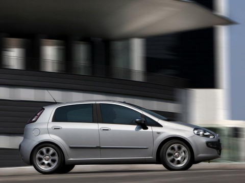 Technical specifications and characteristics for【Fiat Grande Punto】