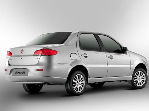 Technical specifications and characteristics for【Fiat Siena (178)】
