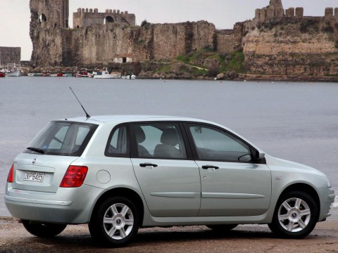 Technical specifications and characteristics for【Fiat Stilo (192)】