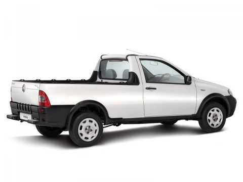 Technical specifications and characteristics for【Fiat Strada (178E)】