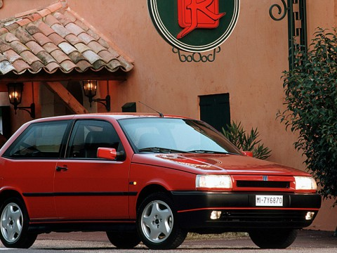 Technical specifications and characteristics for【Fiat Tipo (160)】