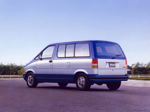 Technical specifications and characteristics for【Ford Aerostar】