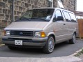 Technical specifications of the car and fuel economy of Ford Aerostar
