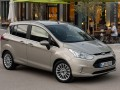 Technical specifications of the car and fuel economy of Ford B-MAX