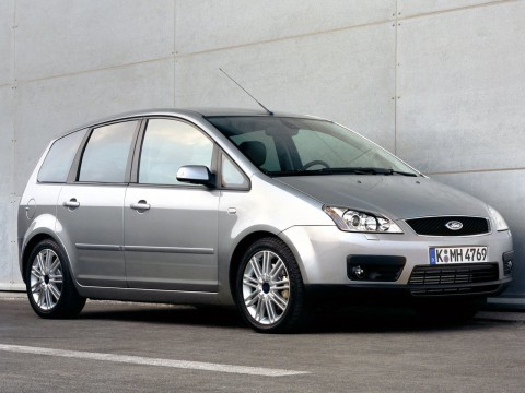 Technical specifications and characteristics for【Ford C-MAX】