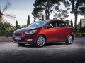 Technical specifications of the car and fuel economy of Ford C-MAX
