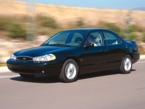 Technical specifications and characteristics for【Ford Contour】