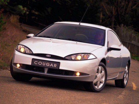 Technical specifications and characteristics for【Ford Cougar (BCV)】