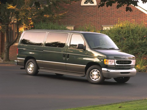 Technical specifications and characteristics for【Ford Econoline (E)】