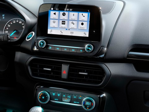 Technical specifications and characteristics for【Ford EcoSport】