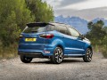 Caractéristiques techniques complètes et consommation de carburant de Ford EcoSport EcoSport 1.0 MT (140hp)