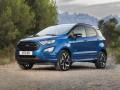 Caratteristiche tecniche complete e consumo di carburante di Ford EcoSport EcoSport 1.5d MT (100hp)