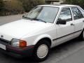 Ford EscortEscort IV (GAF,AWF,ABFT)