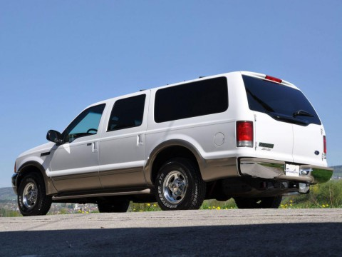 Technical specifications and characteristics for【Ford Excursion】