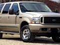 Specifiche tecniche dell'automobile e risparmio di carburante di Ford Excursion