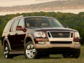 Technical specifications of the car and fuel economy of Ford Explorer