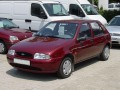 Technical specifications and characteristics for【Ford Fiesta IV (Mk4-Mk5)】