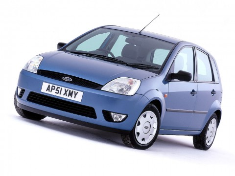 Technical specifications and characteristics for【Ford Fiesta V (Mk6)】