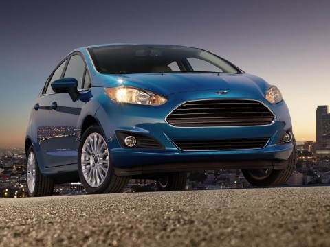 Technical specifications and characteristics for【Ford Fiesta VI (Mk7-Mk8)】