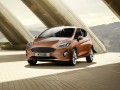 Technical specifications of the car and fuel economy of Ford Fiesta