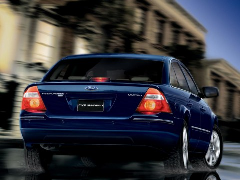Technical specifications and characteristics for【Ford Five Hundred】