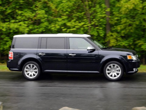 Technical specifications and characteristics for【Ford Flex】