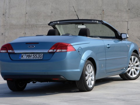Caractéristiques techniques de Ford Focus Cabriolet II