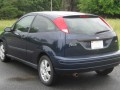 Especificaciones técnicas de Ford Focus Hatchback (USA)