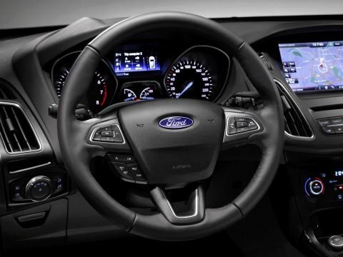 Caractéristiques techniques de Ford Focus III Restyling Turnier
