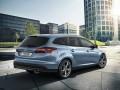 Пълни технически характеристики и разход на гориво за Ford Focus Focus III Restyling Turnier 1.5 (182hp)
