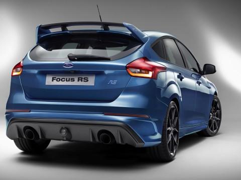 Especificaciones técnicas de Ford Focus RS III