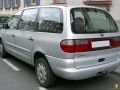 Technical specifications and characteristics for【Ford Galaxy (WGR)】