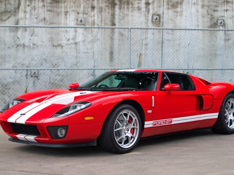 Technical specifications and characteristics for【Ford GT】