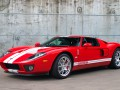 Technical specifications of the car and fuel economy of Ford GT