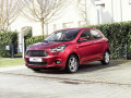 Technical specifications of the car and fuel economy of Ford KA