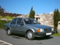 Ford Orion Orion I (AFD) 1.3 (69 Hp) full technical specifications and fuel consumption
