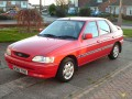 Technical specifications of the car and fuel economy of Ford Orion